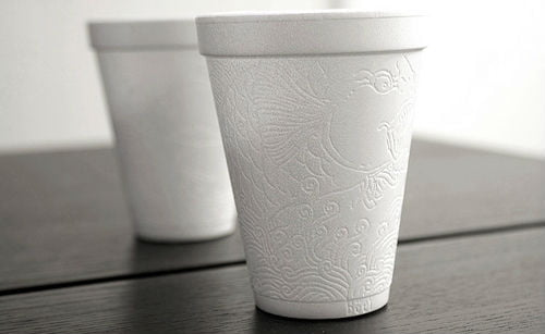 How to reuse styrofoam cups