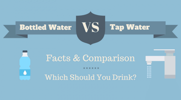 Tap Water Vs. Bottled Water: Which is Best for You? (Guide)