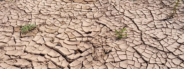 An Environmental Effect of Mining: Dry Earth and Dry Aquifers (Groundwater Pools)