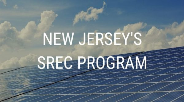 Solar: All You Need to Know about New Jersey's SREC Program
