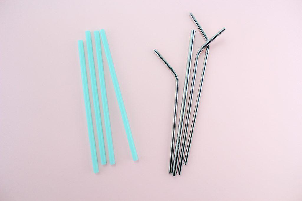 8 Benefits of Reusable Stainless Steel Straws | Get Green Now