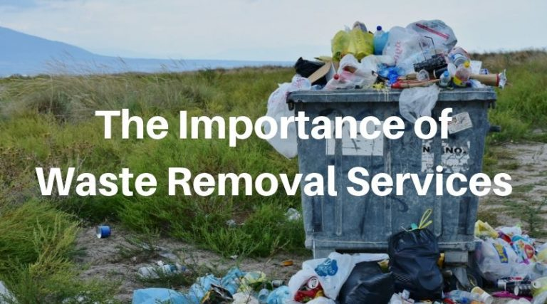 Why Residents need Waste Removal Services in London
