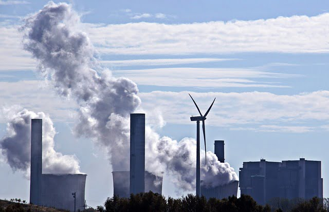 Coal Fired Power Plant - Cost of Renewable Energy Vs. Non-Renewable Fossil Fuels