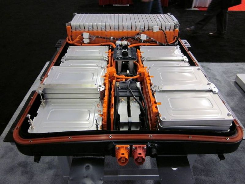 Nissan Leaf Electric Car Battery Pack