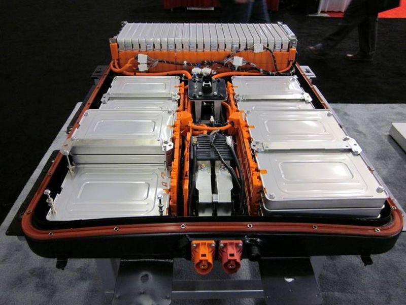 Nissan Leaf Electric Car Battery Pack