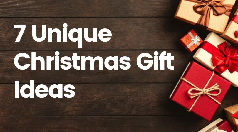 Buy Or DIY? 7 Unique Christmas Gift Ideas Your Family Will