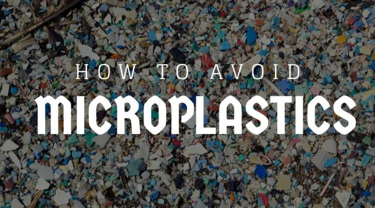 8 Ways to Avoid Microplastics and Why It's Important