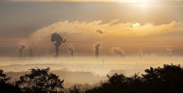 Air Pollution - The Environmental Effects of Mining