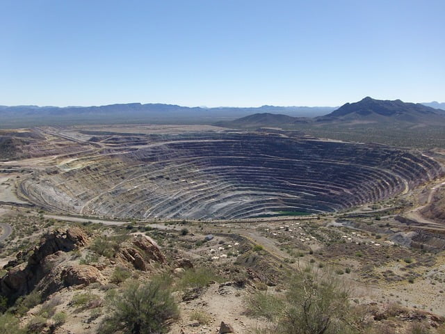 Open Pit Mining Environmental Effects