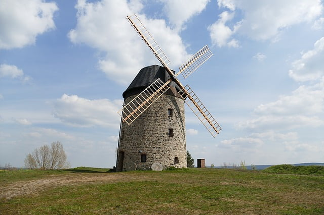 Image of a Windmill
