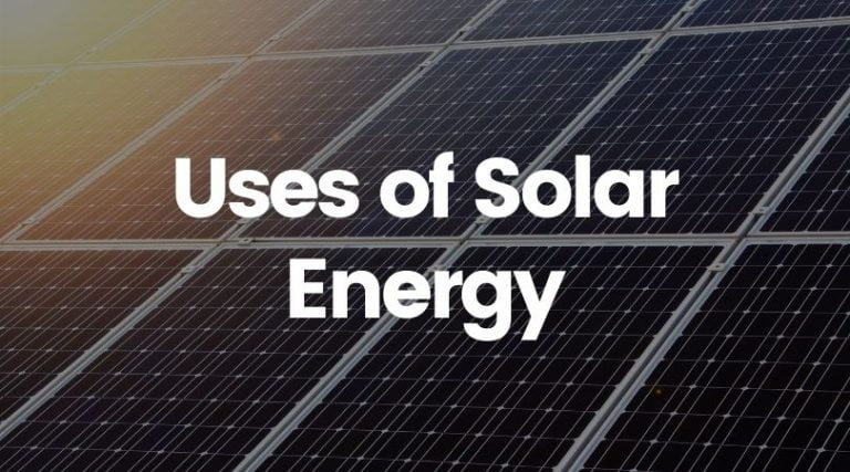 11 Fascinating Ways Solar Energy Is Used in 2020