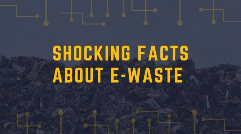 10 Shocking E-Waste Facts Everyone Should Know