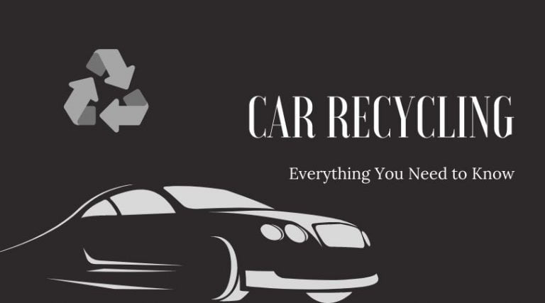 Car Recycling: Everything You Need to Know (With Statistics)