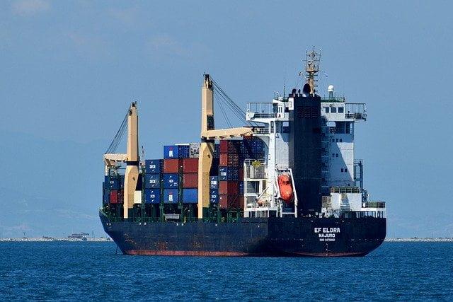 Container (Cargo) Ship