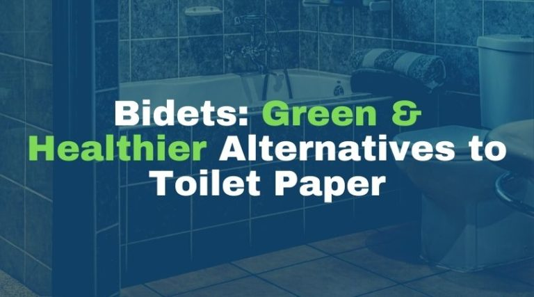 How exactly bidets offer a healthier, green option for your bathroom